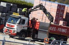 Foto vrachtwagen Jules Frans