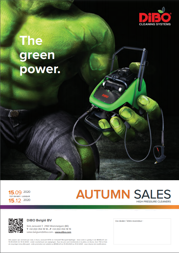 Folden Autumn sales Dibo